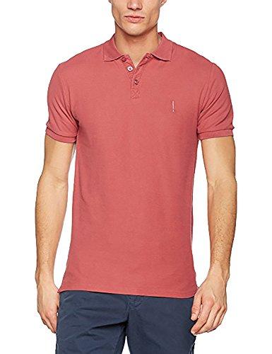 !Solid Herren Poloshirt 6174121 Red