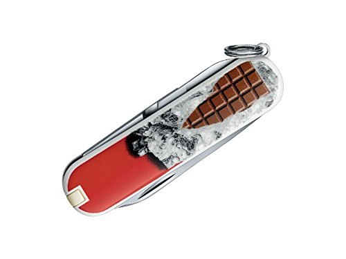 Zoom IMG-3 victorinox coltellino multiuso 58mm chocolate