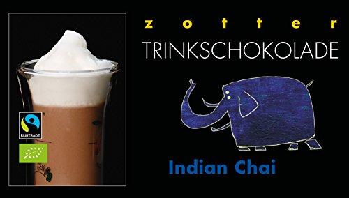 Preisvergleich Produktbild Zotter Trinkschokolade Indian Chai 5 x 22 g