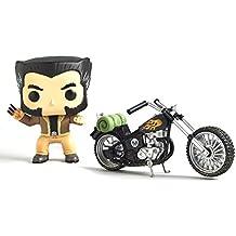 Funko Figurine X-Men Wolverine's Motorcycle MCC Pop Rides