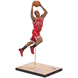 NBA Series 24 Derrick Rose Figura de Acción