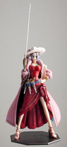 One Piece: Door Painting Figure Collection Nefertari Vivi 1/7 PVC Figure [Toy] (japan import) 2