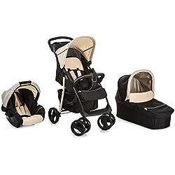 Cochecito para bebé Hauck Shopper SLX Trioset