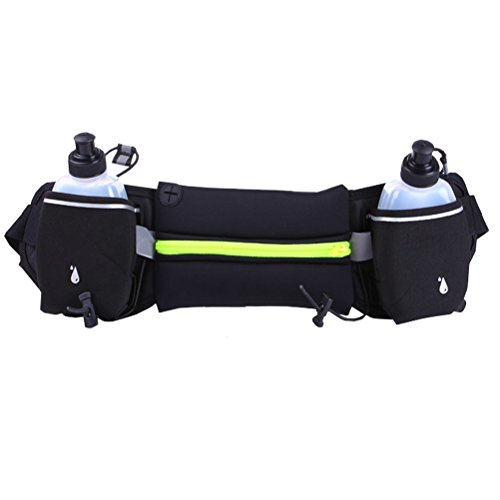 aoneky-adjustable-waterproof-high-quality-running-belt-hydration-waist-belt-with-two-water-bottles-l