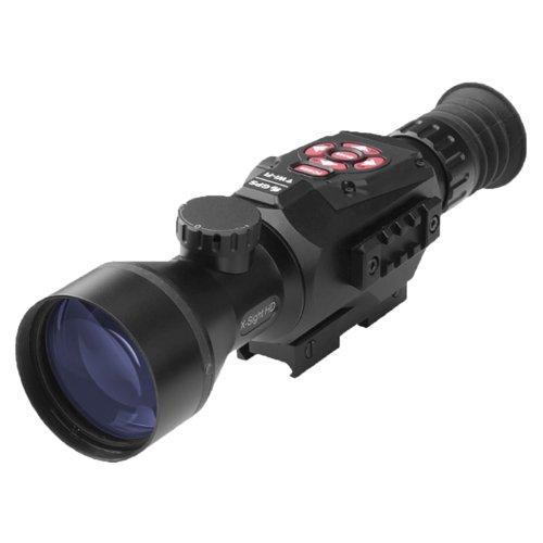 X-SIGHT II HD 5-20x DAY & NIGHT RIFLE SCOPE