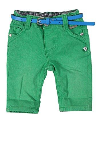 Kanz Baby - Jungen Hose 1442554, Einfarbig, Gr. 56, Grün (Jelly Bean, Green 5087) (Jelly Bean Charme)
