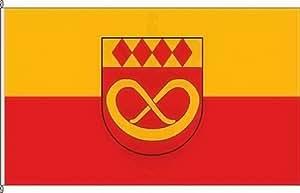 Bannerflagge Bretzenheim - 80 x 200cm - Flagge und Banner
