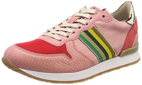 Bogner Damen Lisboa Lady 7D Sneaker, Pink (Coral), 36 EU