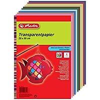 Herlitz Transparentpapier 20x30 cm VE=1 Blatt