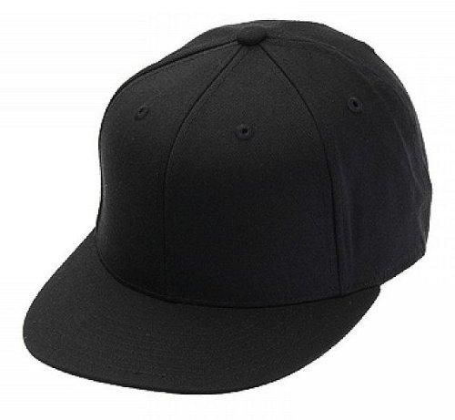 Original FLEXFIT Premium 210 Fitted Basecap in versch. Farben (L/XL - bis 61 cm, Black)