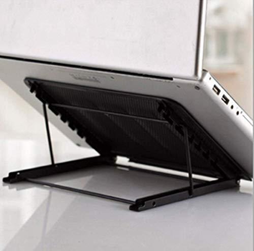 SPORTSMANN Laptopständer Faltbarer Notebook Ständer Belüftet Für Apple  MacBook Computer Alle.
