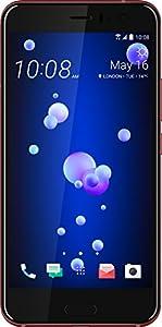 HTC U11 UK SIM-Free Smartphone - Red