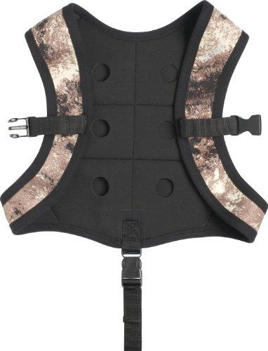 Seac Vest Python Chaleco de Diseño Italiano, Unisex Adulto, Camuflaje, S/M