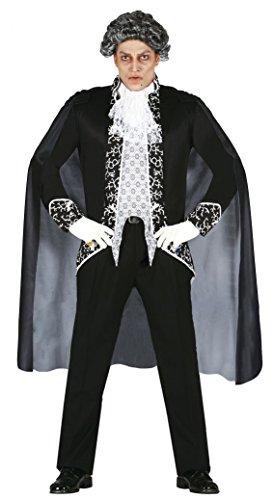 Fiestas Guirca Kostüm königlicher Vampir GRAF Dracula Erwachsene (Kostüm Dracula Erwachsene)