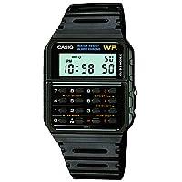 Casio Collection Men's Watch Ca-53W-1Er, Black Band, Digital Display