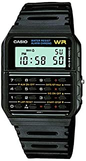 Montre Mixte Casio Collection CA-53W-1ER (B000GB1R7S) | Amazon price tracker / tracking, Amazon price history charts, Amazon price watches, Amazon price drop alerts
