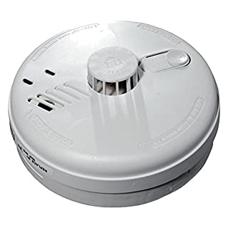 Aico Ei144RC, Mains Powered, Heat Kitchen Alarm & Easy Fit Base