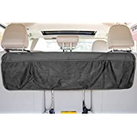 Latiq Mart Multipurpose Cargo Accessories Organizer Car Back Seat Storage Organizer    Universal Travel Car Back Seat…