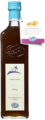Vom Fass Honig Balsam Essig, 1er Pack (1 x 500 ml)