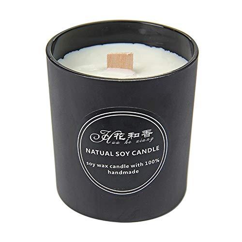 (Duftkerzen, Kerzen Mandarine, Grapefruit & Bergamotte, Duftkerzen Natürliches Sojawachs Tragbare Reisekerze, 100% Sojawachs für Stressabbau)