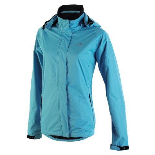Protective Damen Regenjacken Gemini, Turquoise, 38, 244005 (Jacke Regen Frauen)