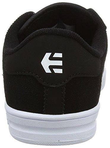 Etnies Damen the Scam W's Skateboardschuhe Schwarz (Black/White)