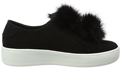 Steve Madden Bryanne Slip-On, Sneaker Donna Nero (Black)