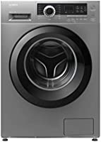 Hitachi 8 KG Front Load Washing Machine, Silver / BD80CE3CGXSL