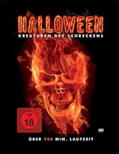 (Halloween - Kreaturen des Schreckens (9 Filme) [3 DVDs])