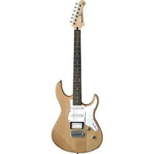 yamaha pacifica 112v electric guitar yellow natural satin musical instruments. Black Bedroom Furniture Sets. Home Design Ideas