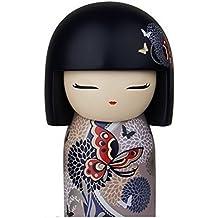 Kokeshi Poupée Japonaise Ayana 10 cm by Kimmidoll Nouveauté