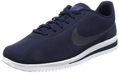 Nike Mens Cortez Ultra Moire Blue Synthetic Trainers 45 EU