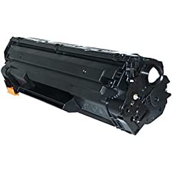 Prestige Cartridge CE285A Cartucho de tóner láser para HP Laserjet Pro P1102, P1102W, M1210, M1210MFP, M1212, M1212NF, M1213NF, M1217NFW, M1130, M1132, M1132MFP, M1134, M1134MFP, M1136, M1136MFP, P1100, P1101, P1103, P1104, P1104W, P1106, P1108