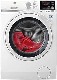 AEG L7WBG861 914605126 Lavasciuga a Carica Frontale, 8 Kg, 51 dB, A+++, Bianco