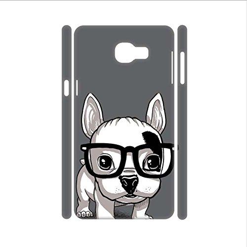 Babu Building Gro? F¨¹r Jungs Haben Mit Pug Dog Handy Shell Hartplastik Verwenden F¨¹r A3 2017 Galaxy Samsung (Moto E Greatshield)