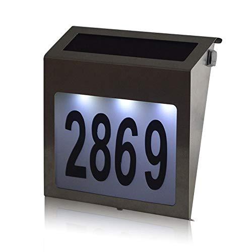 Color de la luz: Blanco Impermeable: IP44 Material: acero inoxidable, ABS, PC Tiempo de carga:> 8H Tiempo de uso:> 6-8h Acumulador: Ni-MH / AA / 1.2V * 600mA Panel solar: 2V, 80MA 1pc lámpara solar