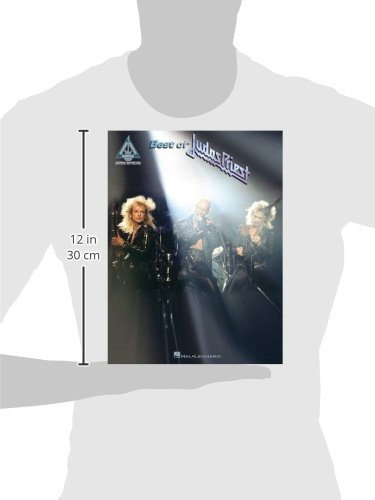Best Of Judas Priest: Guitar Recorded Versions