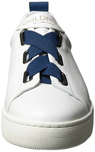 Goldmud West, Sneakers basses homme Weiß (GRACE WHITE/NAVY)