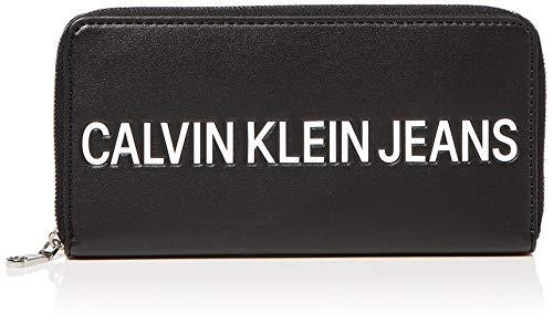 Calvin Klein SCULPTED ZIP AROUNDMujerBolsos bandoleraNegro