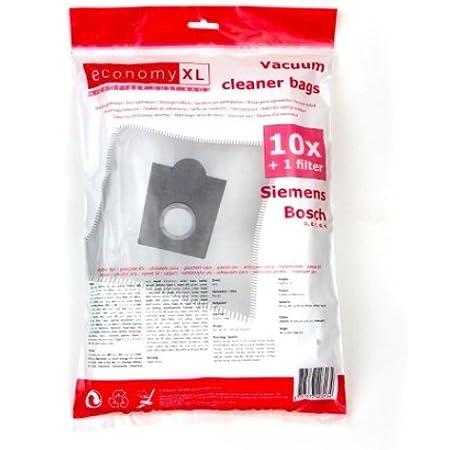 10 Staubsaugerbeutel geeignet für Bosch BSG72200//03 formula powermax 2200W