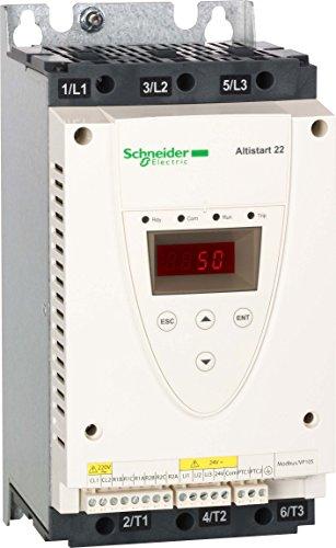 SCHNEIDER ELEC PIA - VVD 56 02 - ARRANCADOR ALTISTART-22 17A 600V CONTROL 220V