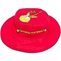 Flapjacks 2in1reversibile per bambini estate hats-guitar/alti cleff-medium