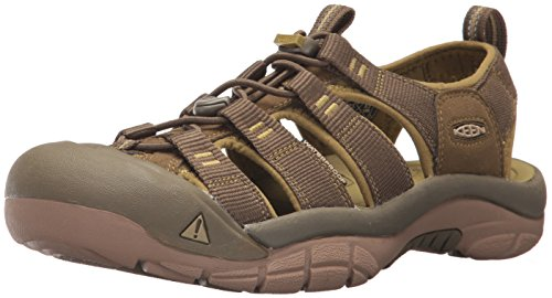 Preisvergleich Produktbild KEEN Men's Newport h2-m Sandal, Dark Olive/Green Moss, 7 M US