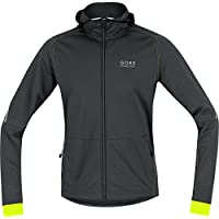 GORE RUNNING WEAR, Men´s, Jacket, Hoody, Soft and warm, GORE WINDSTOPPER Soft Shell, ESSENTIAL WS SO Hoody, SWESSH