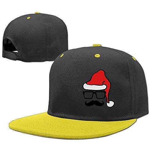 RGFJJE Hüte,Kappen Mützen Baseball Cap Hip Hop Hats Face Santa Hat Mustache Boy-Girls