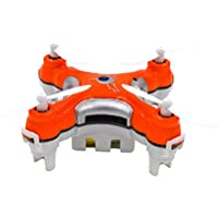 Gary & Ghost Cheerson cx-10 °C RC Quadcopter Helicopter UFO 4CH LED with Four Channel Remote Control Quadcopter Drone Aircraft Remote Control 2.4GHz GYRO Six Axis FPV Video Cam Camera 0.3MP Camera 3D Games Flip Toy Gift Orange - Compare prices on radiocontrollers.eu