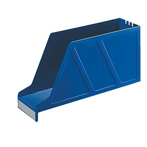 Preisvergleich Produktbild Leitz 24270035 Stehsammler Standard, A4, Polystyrol, blau