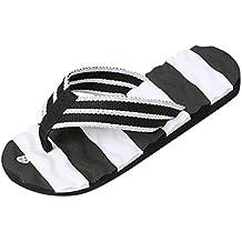 Zapatillas sandalias de playa hombre verano, Covermason Mujer de bloque de mujer de tacones altos