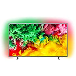 Philips Philips 6700 series Téléviseur SmartTV ultra-plat 4KUHD LED 55PUS6703/12