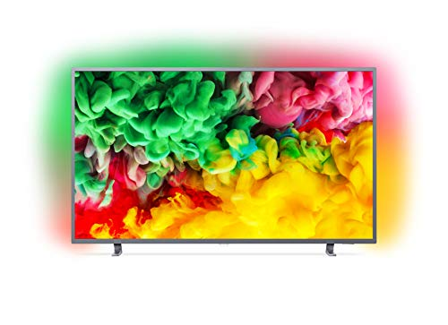 Philips 55PUS6703/12 139cm (55 Zoll) LED-Fernseher (Ambilight, 4K Ultra HD, Triple Tuner, Smart TV)